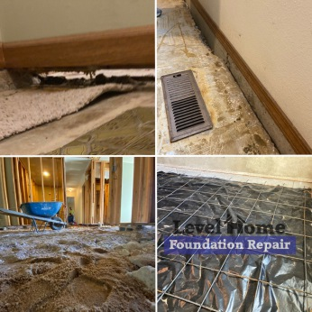 Concrete Slab Cracks